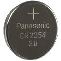 Panasonic Batterie CR2354 Lithium 3 Volt Nr. P2354-1